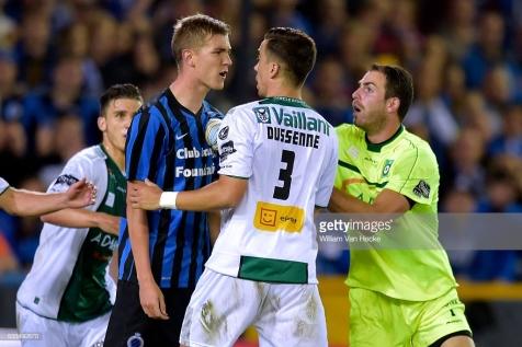 Club Brugge vs Cercle Brugge - Jupiler League